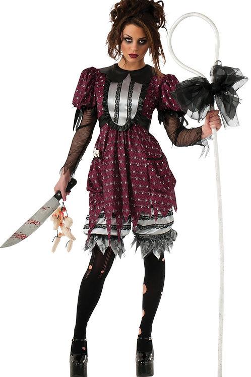 LIL BO CREEP COSTUME – WOMENS. 810026 RUBIES