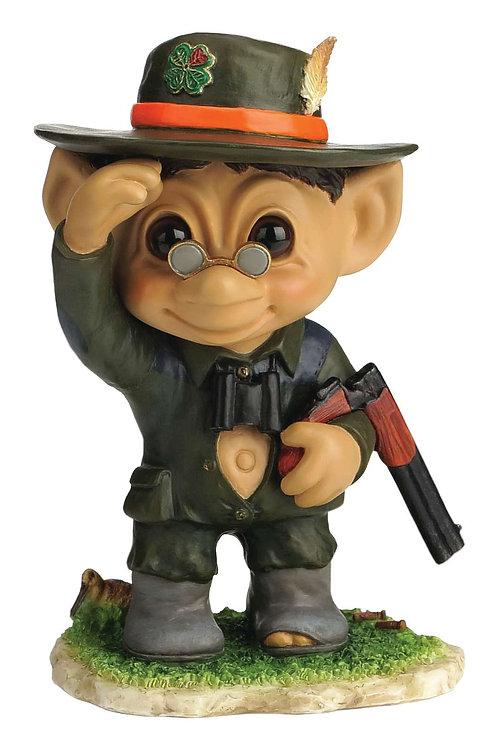 Hunter troll by Glenn and Mai Hegaard