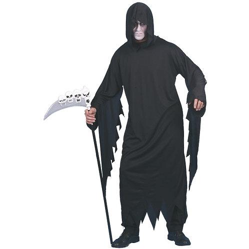 Screamer Costume, Black SKU: 20504