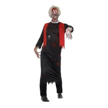 Zombie High Priest Costume 45526 S