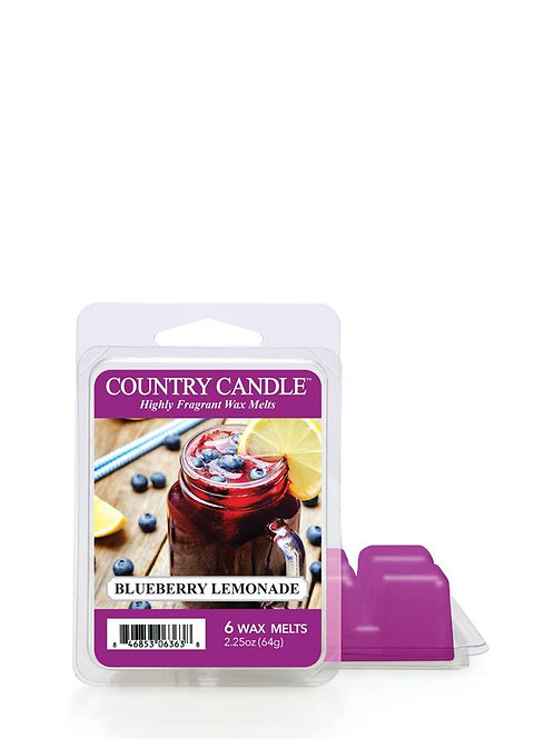 Country Candle Wax Melts Blueberry Lemonade