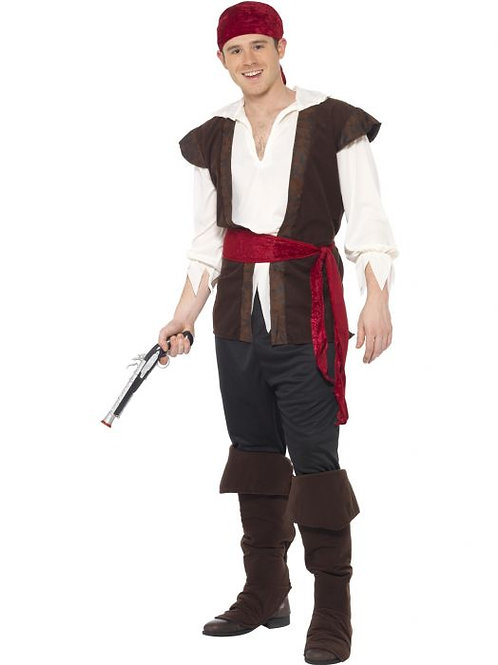 Pirate Deck Mate Costume SKU 20469