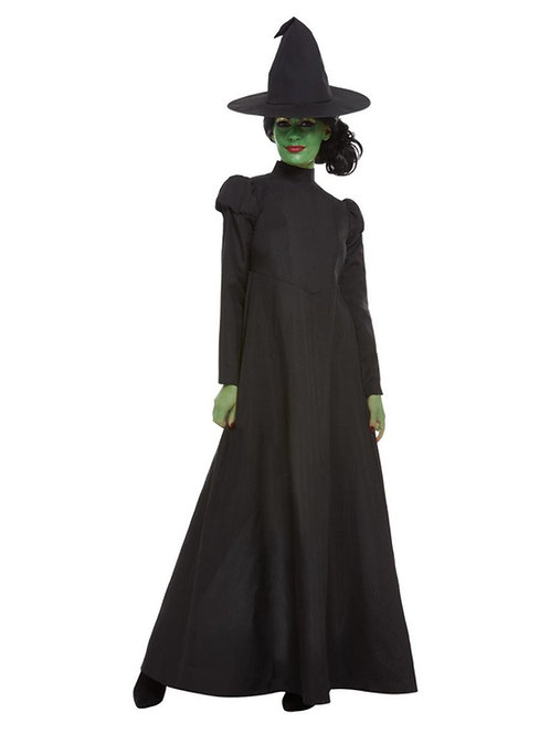 Wicked Witch Costume. 51061 Smiffys