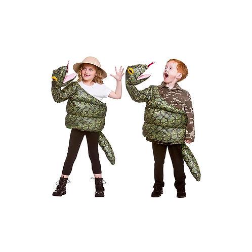 Snake Costume KA-5924 W