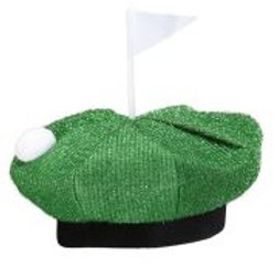 "GOLF COURSE HAT"" 0243 W"