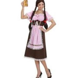 "BAVARIAN"" (dress, apron) 73451 W"