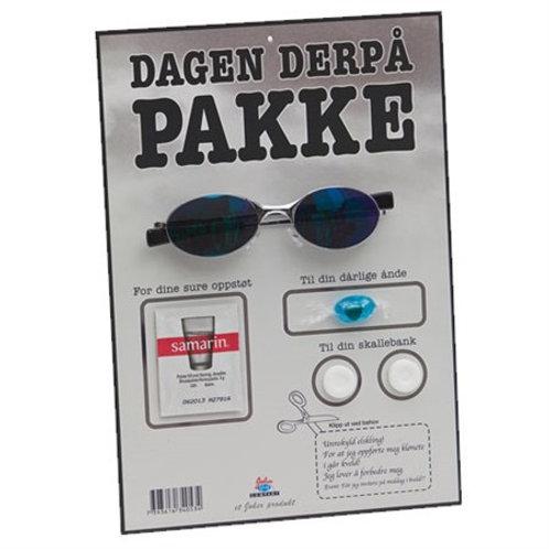 DAGEN DERPÅ PAKKE. 72203 JOKER