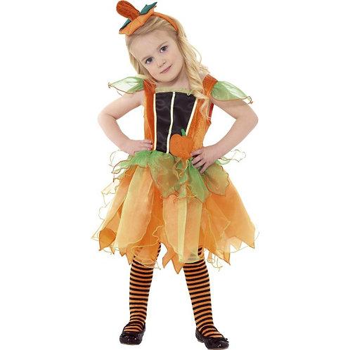 Pumpkin Fairy Costume, 1-2 Years. 35673 S