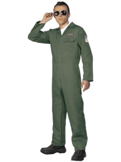 Aviator Costume S 28623