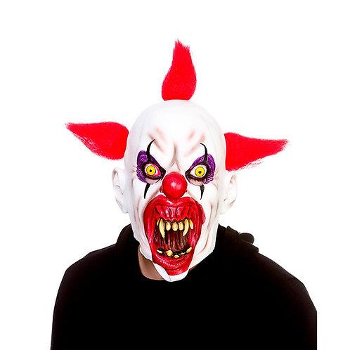 Latex Mask - Cannibal Clown. MK-9833 Wicked