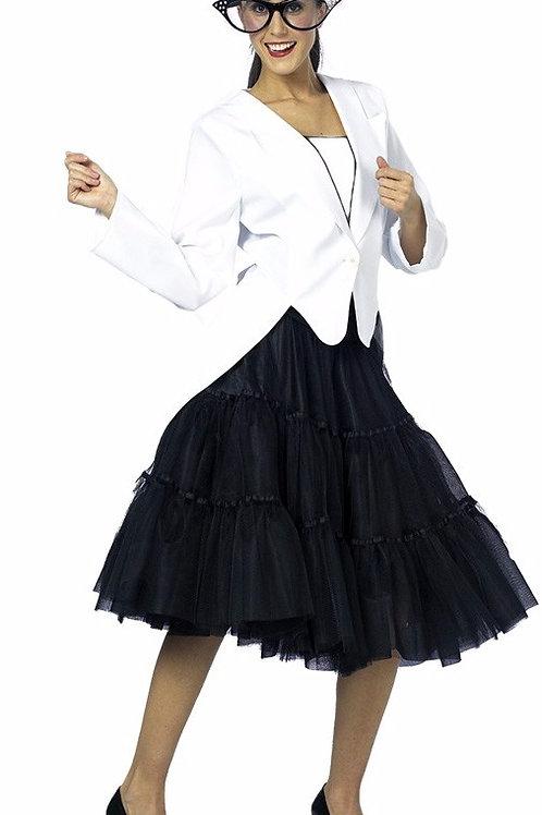 Petticoat Svart