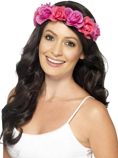 Floral Headband SKU 44489