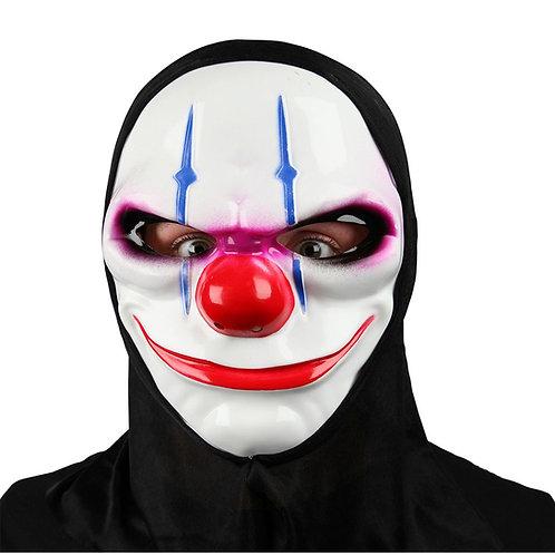 Freaky Clown Mask w/Hood MK-9994 W