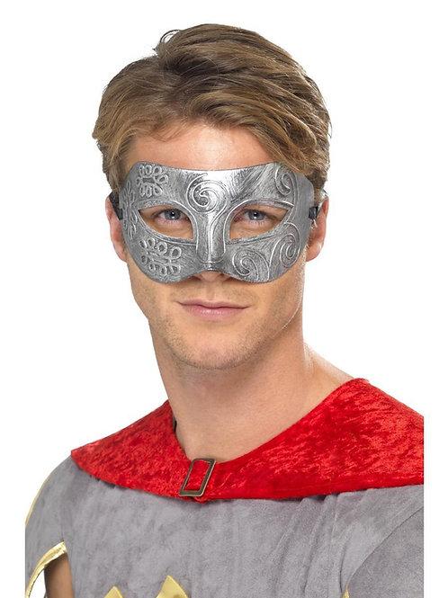 Metallic Warrior Colombina Eyemask. 40008 Smiffys