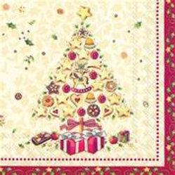 Christmas Bakery Tree (V&B) Lunch,