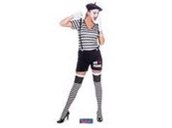Mime Artist Female F 64041