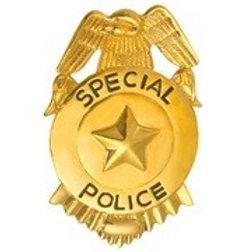 FBI. Special Police Badge. 3299E W
