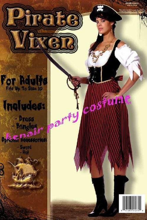 Pirat Vixen Dress