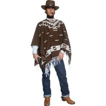 Authentic Western Wandering Gunman Costume SKU: 34291