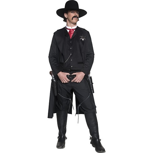 Authentic Western Sheriff Costume. 36156 S