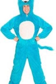 Azure Lion in soft plush. 97151 W