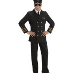 """""""NAVY OFFICER"""" (jacket, mock shirt with ti... W 59214"""
