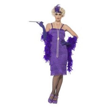 Flapper Costume 44677 S