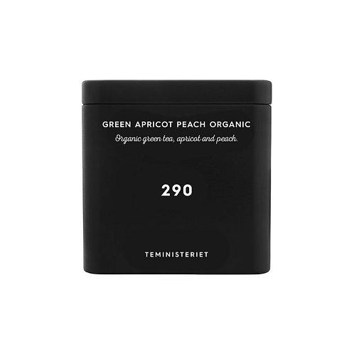 290 Green Apricot Peach Organic