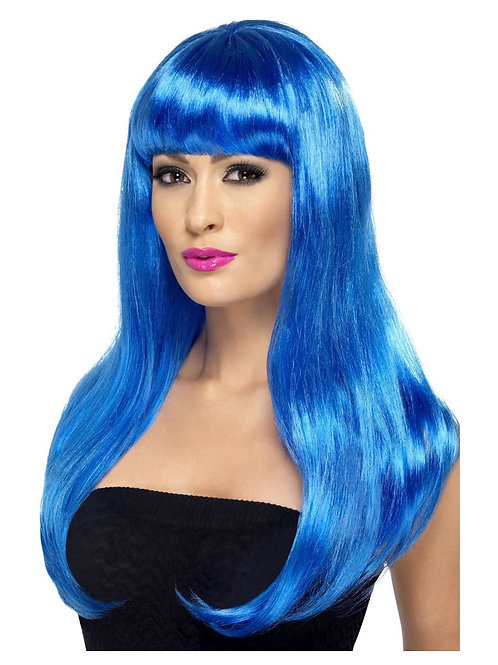 Babelicious Wig, Blue. 42423 S