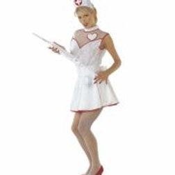"""NURSE"" (dress, belt, headpiece) 39111 W"