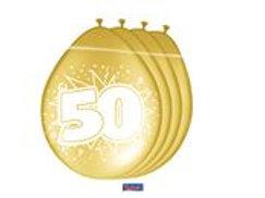 Fltx 12In/30cm 50 Met Gold/8 F 08255