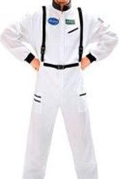 """""""WHITE ASTRONAUT"""" (jumpsuit). 11041 W"""