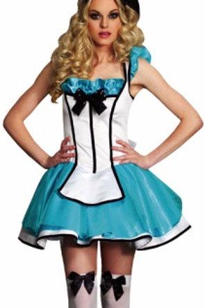 Sexy Alice kjole