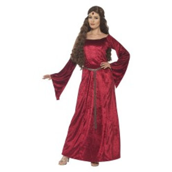 Medieval Maid Costume 44682 S
