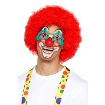 Comedy Clown Specs 40259 S