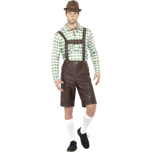Bavarian Man Costume. 49667 S