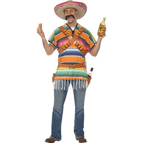 Tequila Shooter Guy Costume SKU: 29233