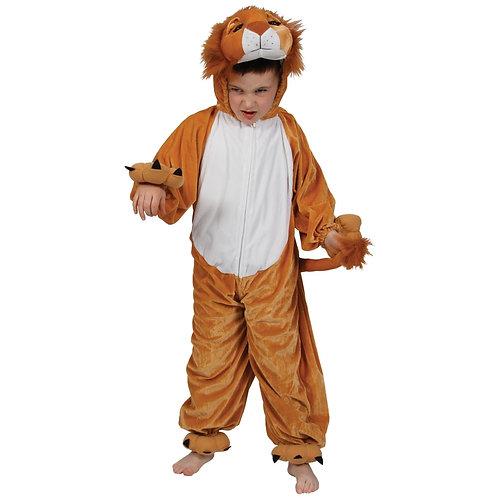 Kids Lion Costume KA-4401 W