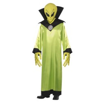 Alien Lord Costume. 22006 S