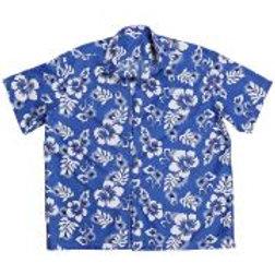 "BLUE HAWAIIAN SHIRT"" 7074T"