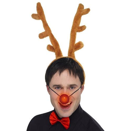 Reindeer Set ,Brown SKU: 25718