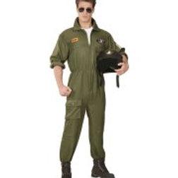 "FIGHTER JET PILOT MAN"" (overalls) 65532 W"
