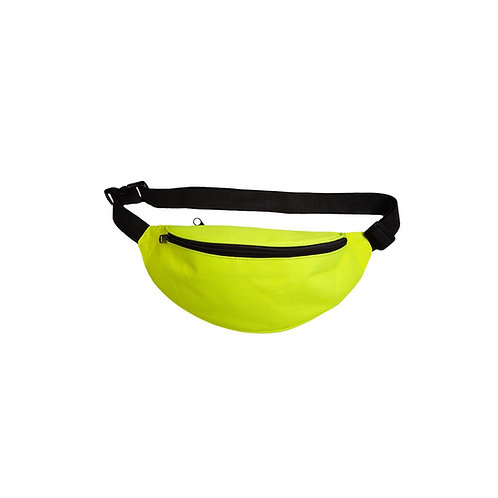 Bum Bag - Neon Yellow. AC-9074 Wicked