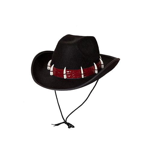 Adventurer Hat w/Teeth AC-9704 W