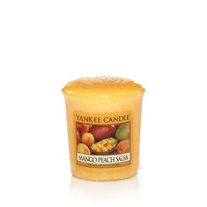Votives-Mango Peach Salsa
