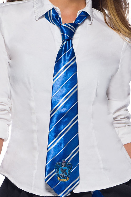 RAVENCLAW TIE. HARRY POTTER. 39040 RUBIES