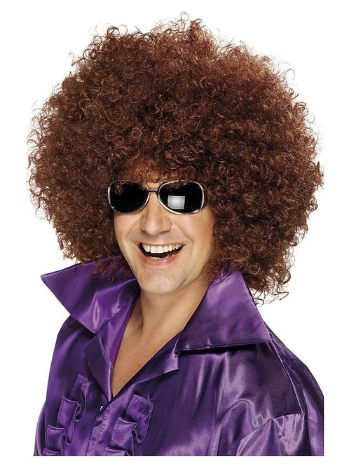 Afro Wig, Mega-Huge, Brown.42036 S