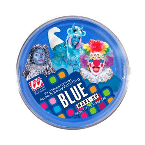 """BLUE MAKE-UP IN TRAY"""" - 25 g. 02394 Wicked"""