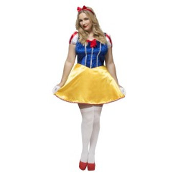 Fever Curves Fairytale Costume 41000 S