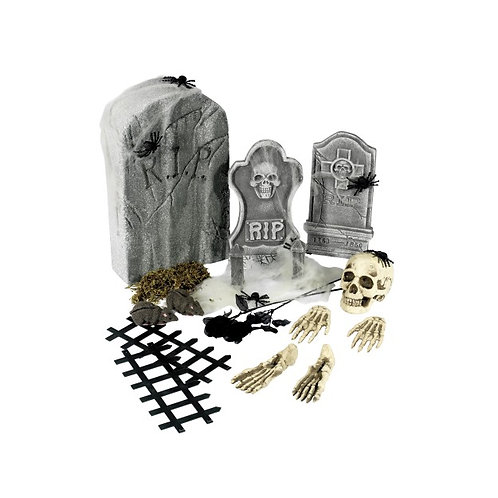 24 Piece Graveyard Collection SKU: 36032
